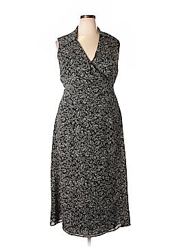 Eddie Bauer Casual Dress Size 16 (Tall)