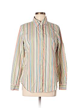 JG HOOK Long Sleeve Button-Down Shirt Size 12