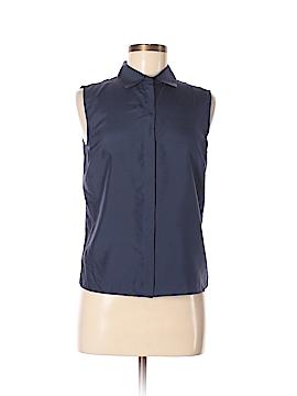 Giorgio Armani Sleeveless Silk Top Size 42 (IT)