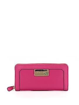 Stuart Weitzman Leather Wallet One Size