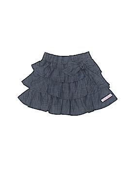 Ruffle Butts Denim Skirt Size 12-18 mo