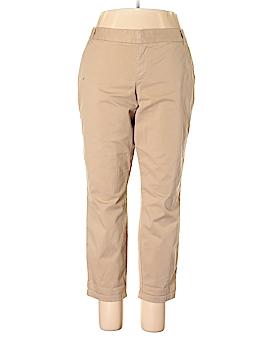 Caslon Khakis Size 16 (Petite)