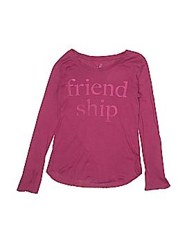 Peek... Long Sleeve T-Shirt Size 8