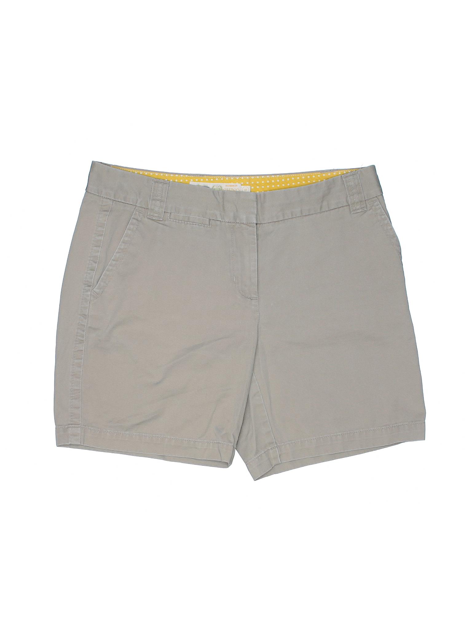 Winter Shorts J Crew Boutique Khaki vXqSz