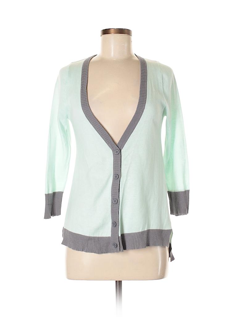 Xhilaration Women Cardigan Size M