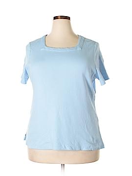 Kim Rogers Signature Short Sleeve T-Shirt Size 1X (Plus)