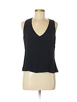 Armani Collezioni Sleeveless Silk Top Size 14