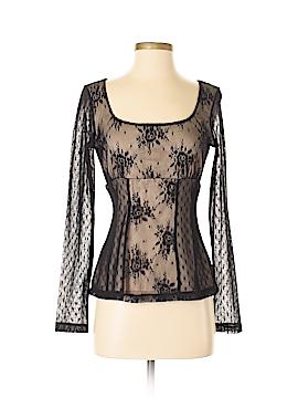 New York & Company Long Sleeve Blouse Size S