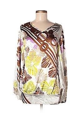 Kaelyn-Max Short Sleeve Blouse Size M