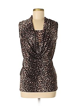 Jennie & Marlis Short Sleeve Top Size M