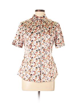 Mexx Short Sleeve Button-Down Shirt Size 10