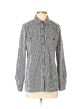 Kim Rogers Long Sleeve Blouse Size S