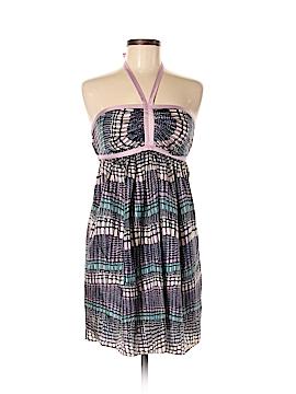 Susana Monaco Sleeveless Silk Top Size 6