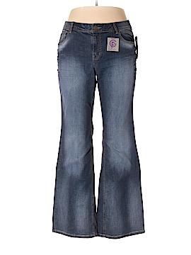 Lane Bryant Jeans Size 16 Plus (Plus)