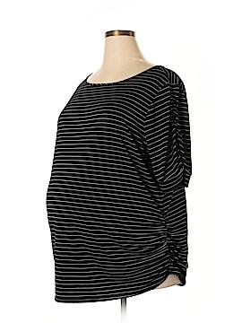 Motherhood Short Sleeve Top Size 3X (Maternity)