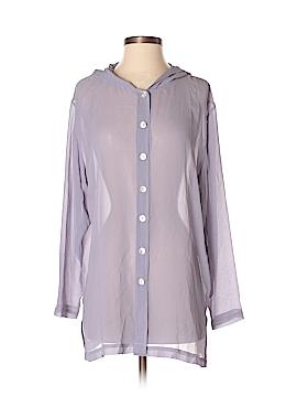Kiko 3/4 Sleeve Silk Top Size S