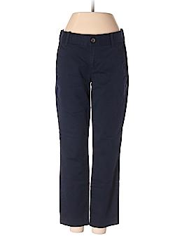 J. Crew Khakis Size 2 (Petite)