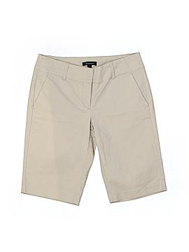 Ann Taylor Khaki Shorts Size 2 (Tall)