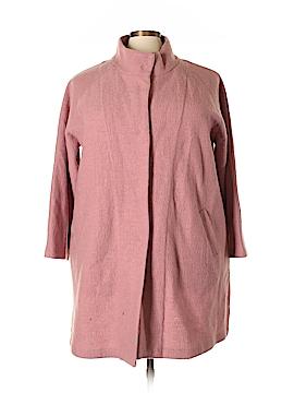 Cynthia Rowley for Marshalls Wool Coat Size 3X (Plus)
