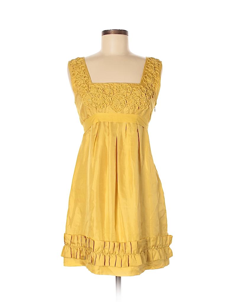 Yoana Baraschi Women Casual Dress Size 6