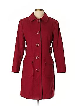 Moda International Wool Coat Size 4 (Petite)