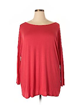 Lyss Loo Long Sleeve Top Size Lg - XL