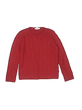 Crewcuts Cashmere Pullover Sweater Size 6 - 7