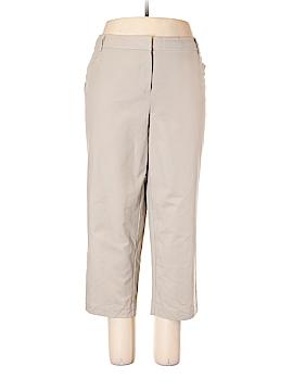 Apt. 9 Khakis Size 18 (Plus)