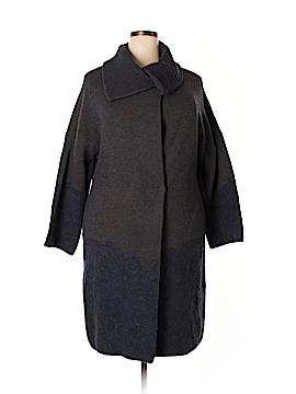 ETRO Wool Coat Size 48 (IT)
