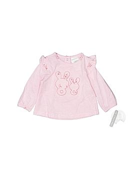 Absorba Long Sleeve Top Size 3-6 mo