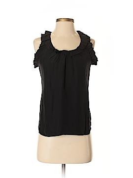 Britt Ryan Sleeveless Silk Top Size 4
