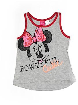 Disney Sleeveless T-Shirt Size 6 - 6X