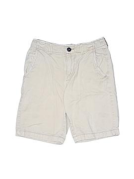 American Eagle Outfitters Khaki Shorts Size 26 (Plus)