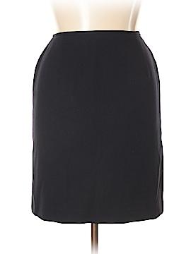 Lauren by Ralph Lauren Wool Skirt Size 14