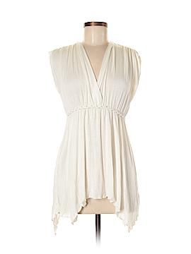 Studio Y Short Sleeve Blouse Size M