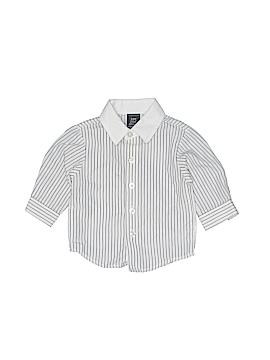 Sean John Long Sleeve Button-Down Shirt Size 6-9 mo
