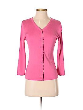 Ann Taylor LOFT Silk Cardigan Size S