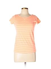 Stylus Women Short Sleeve T-Shirt Size S