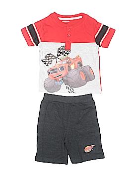 Nickelodeon Short Sleeve Henley Size 3T
