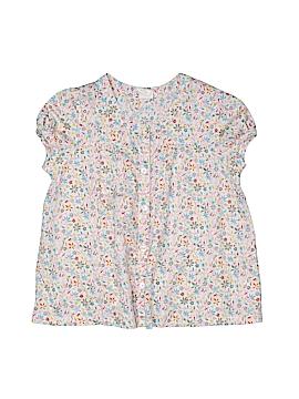 Tucker + Tate Short Sleeve Button-Down Shirt Size 5 - 6
