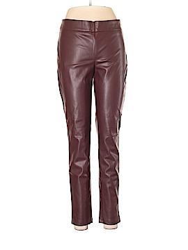 Ann Taylor Faux Leather Pants Size 8