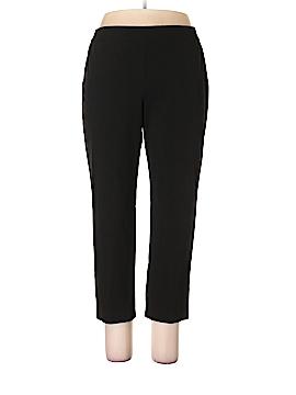 JM Collection Casual Pants Size 14 (Petite)