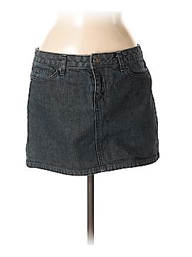 Lux Denim Skirt Size 7