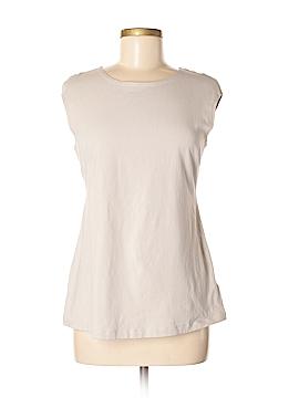 Nic + Zoe Short Sleeve Top Size M (Petite)