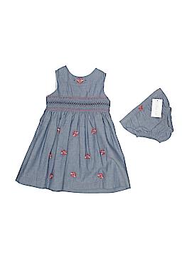 Hartstrings Dress Size 6-9 mo