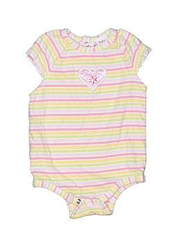 Baby Okie Dokie Short Sleeve Onesie Size 3-6 mo