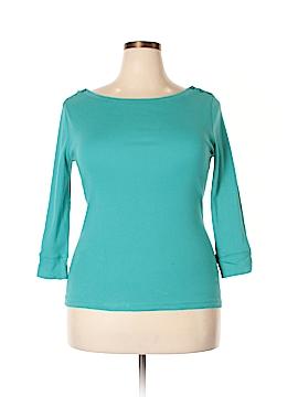 Jones New York Sport 3/4 Sleeve Top Size XL (Petite)
