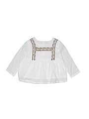 Epk Designed In France Girls Long Sleeve Blouse Size 18 mo