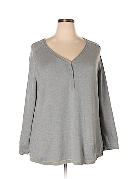 Eddie Bauer Pullover Sweater Size 3X (Plus)