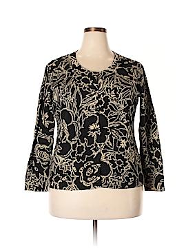 Rafaella Cardigan Size 2X (Plus)